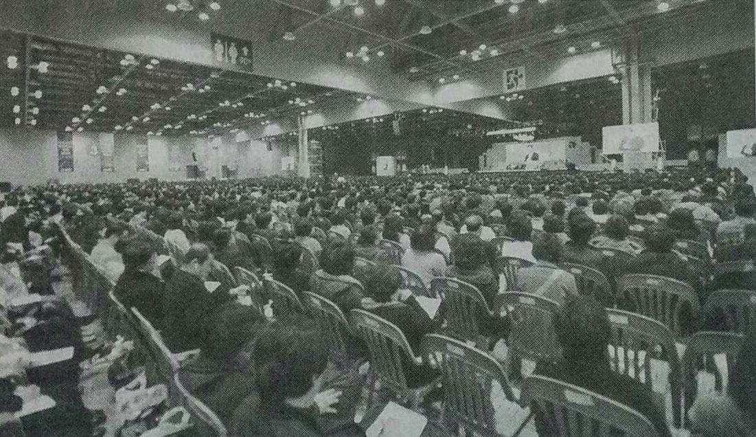 세상의 유일한 소망은 건강한 교회! – 2010 두날개 국제컨퍼런스