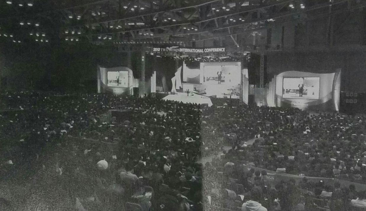 주님 원하는제자 되고, 또 제자 삼아야 – 2012 두날개 국제컨퍼런스